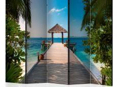 Paraván - Hawaiian dream II [Room Dividers]